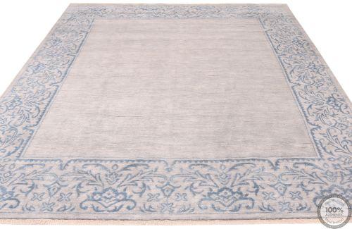 Elegance Design Rug - Bamboo silk  - 9'8 x 8'1