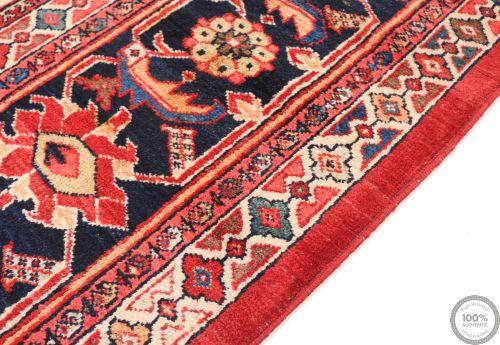 Antique Persian Mahal Rug - Circa 1910