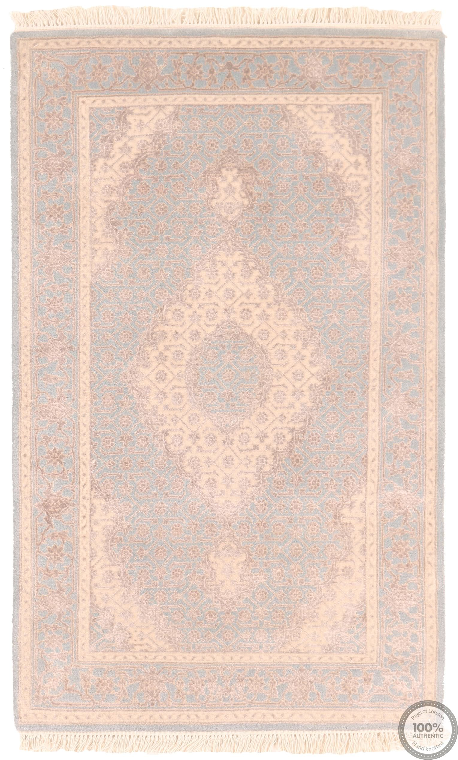 Persian Tabriz design Indian rug