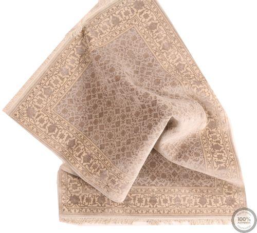 Tabriz design Indian rug - 6'1 x 4