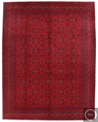 Afghan Khal Mohammad rug