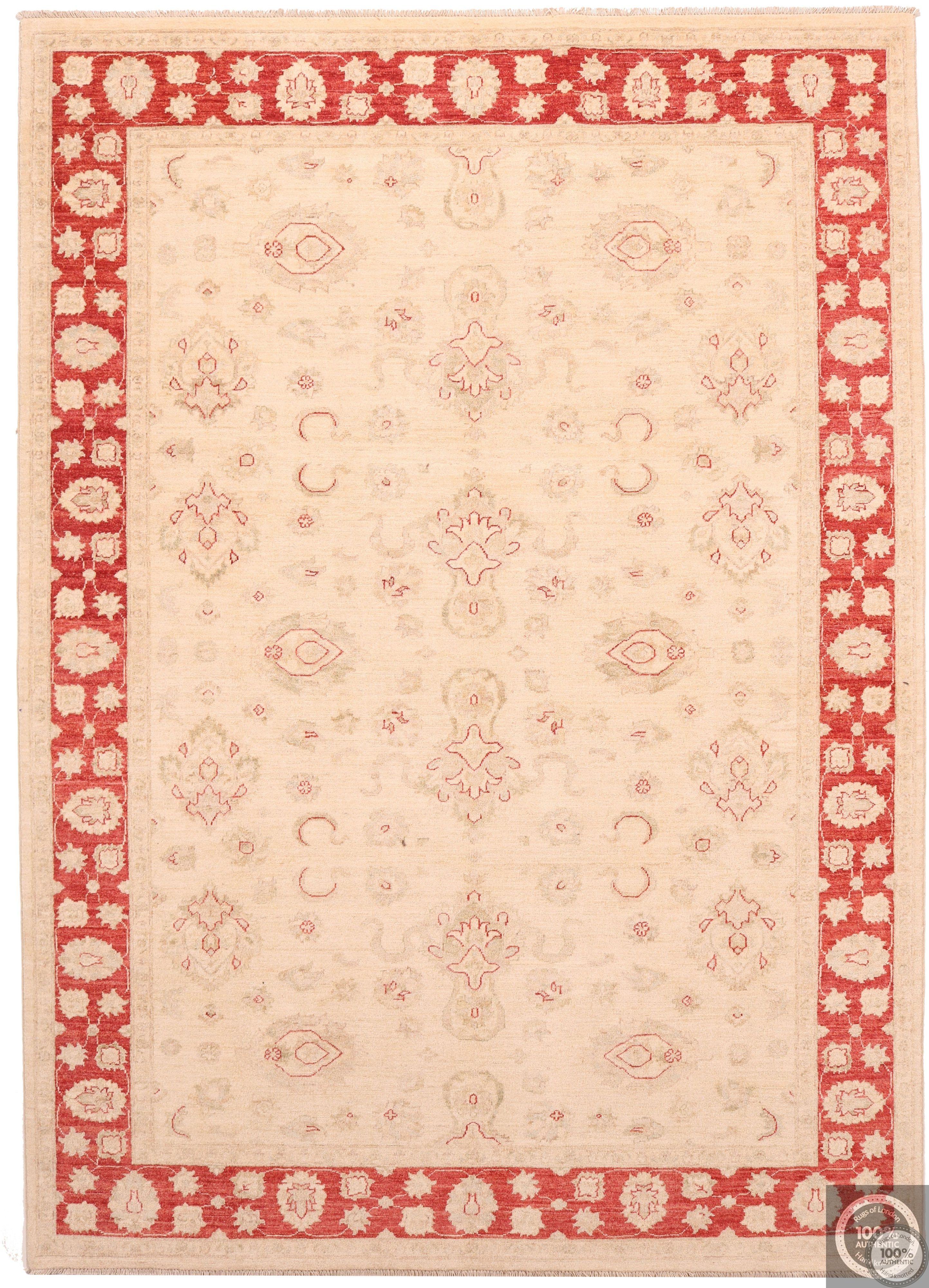 Garous Ziegler design rug 9'1 x 6'6