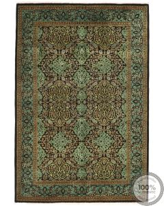 Green Fine Garous Design 7'6 x 5'2