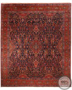 Bakhtiar antique rugs in perfect condition circa 1949
