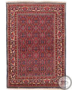 Persian Bidjar rug red