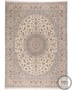Persian Nain 6La Fine - 13'4 x 9'8