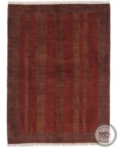Persian Gabbeh modern rug - Brown