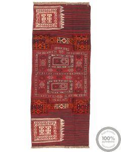 Persian Lori rug red