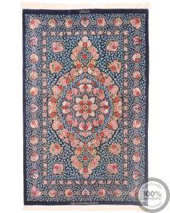 Qum silk rug  - 5 x 3'2