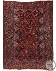 Antique Kashgai / Kashqai - 6'8 x 4'9