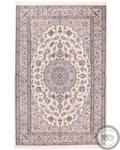Persian Fine Nain With Silk Highlights