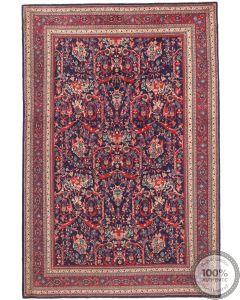 Antique Saruk Rug Pair -  6'6 x 4'4