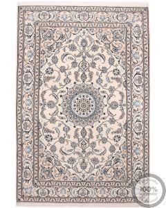 Persian Nain 12La Rug - Beige