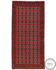 Persian Balouch Rug - 6'6 x 3'3