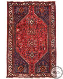 Kashgai/Qashgai rug - 8'6 x 5'6