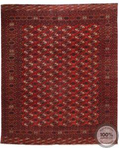 Turkaman Design Rug - Circa 1930