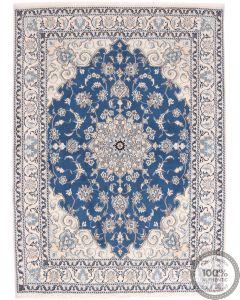 Persian 12La Nain Rug - 7'7 x 5'6