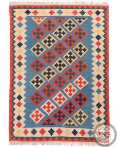 Kashgai / Qashkai Kilim 6'6 x 5