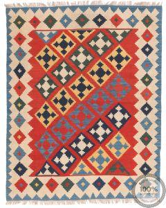 Kashgai / Qashkai Kilim 6'4 x 5'1