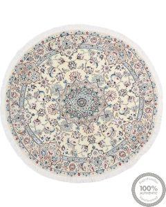 Circular Persian Nain - silk highlights