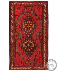 Persian Balouch Rug - 6'2 x 3'4