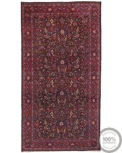 Persian Kerman rug - 14'26 x 7'7