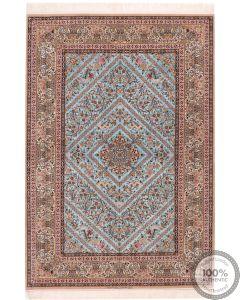 Fine Isfahan rug -Signed Abbas Mansouri - 7'3 x 5'