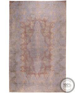 Vintage Violet Distressed Rug