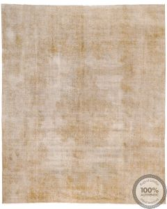 Kerman Vintage Cream Overdyed Rug