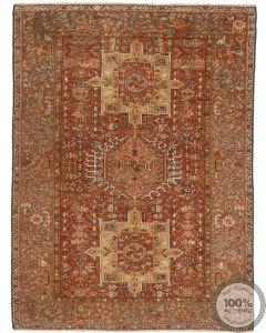 Persian Karadja Antique Rug -  Circa 1920