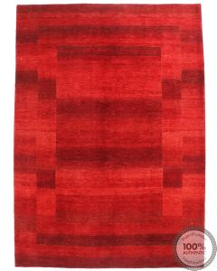 Persian Fine Red Gabbeh rug 10'7 x 7'7