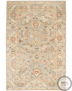 Persian Sultanabad Rug 9'5 x 6'4