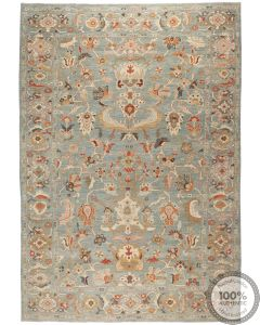 Sultanabad Rug - 14 x 10'1