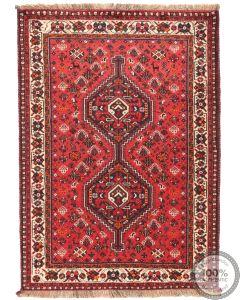 Persian Nomadic Shiraz rug - 5'2 x 3'8