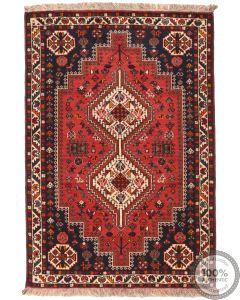 Kashgai/Qashgai rug - 5'4 x 3'6
