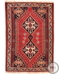 Kashgai/Qashgai rug - 5'7 x 3'9