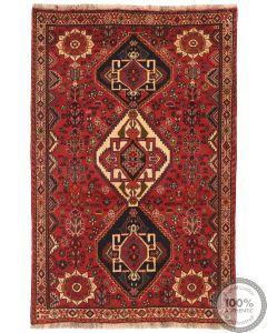Kashgai/Qashgai rug - 5'5 x 3'6