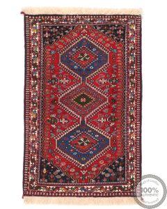 Yallameh rug - 4'2 x 2'7