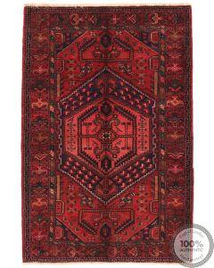 Persian Zanjan rug - 6'8 x 4'6