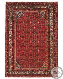 Persian Hosseinabad rug - 6'7 x 4'7