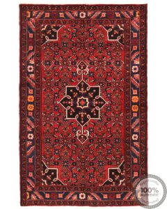 Persian Hosseinabad rug - 6'9 x 4'3
