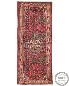 Persian Hosseinabad rug - 5'9 x 2'4