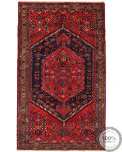 Persian Zanjan rug - 7'4 x 4'4