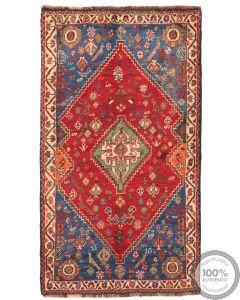 Kashgai / Qashgai Persian rug - 4'3 x 2'4