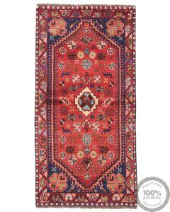 Kashgai / Qashgai Persian rug - 4'6 x 2'3