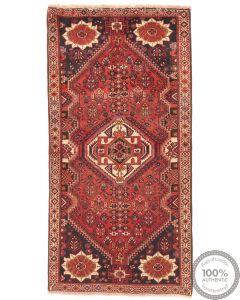 Kashgai / Qashgai Persian rug - 5'1 x 2'5