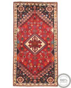 Kashgai / Qashgai Persian rug - 4'9 x 2'6