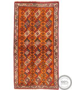 Kashgai / Qashgai rug 4'6 x 2'3