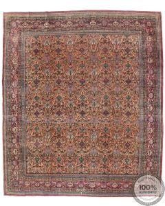 Tehran Rug - Circa 1900 - Signed Gastelli and sadeghian