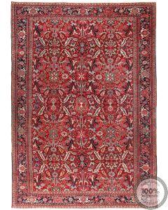 Persian Heriz Rug Circa 1910 - 12'3 x 8'7